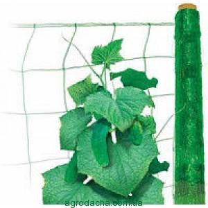 """Огуречная сетка """"Intermas"""" зеленая 1,7*25м"""