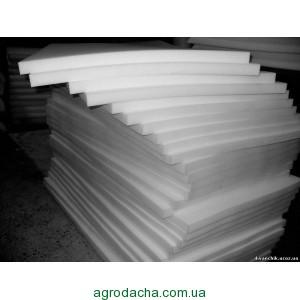 Поролон мебельный листовой (1,2м*2м) толщиной 50 мм