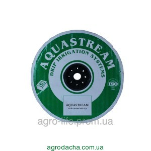 Капельная лента Aquastream 6mil 15см (2000м)
