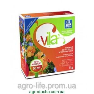 Минеральное удобрение для цветущих растений Yara Vila 1кг