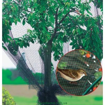 Защитная сетка от птиц зеленая 4м*100м, Винница