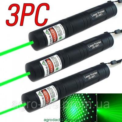 Лазерная указка Laser pointer JD-851 Green Laser