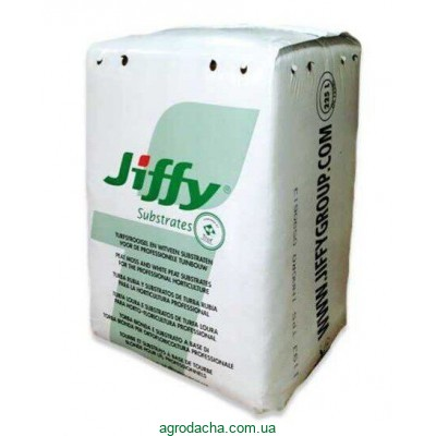 Торфяной субстрат Jiffy TPS-705 фракция 0-20 мм Эстония 225 л