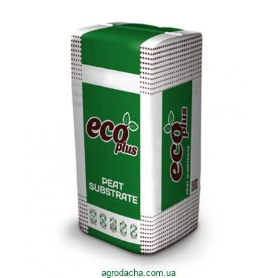 Торфяной субстрат Eco Plus Pl3, 250л