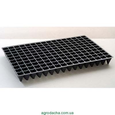 Кассеты для рассады 160 ячейки,  60см*40см, толщина кассеты 0,75-0,80мм, Украина