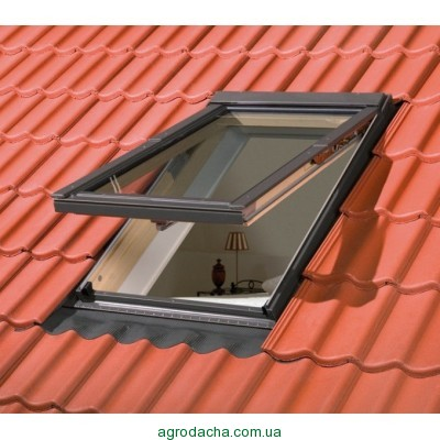 Окно мансардное 74 х 140 см ROTO, Германия